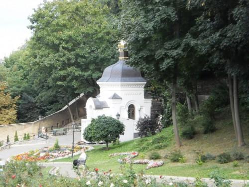 Источник в Киево-Печерской Лавре