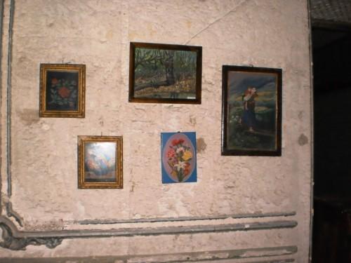 Выставка работ мастеров в усадьбе