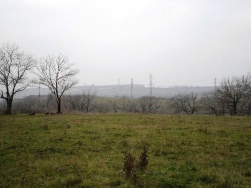 Окрестности Алчевска