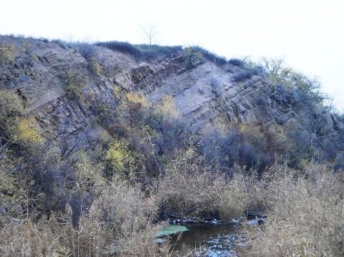 Алчевские скалы