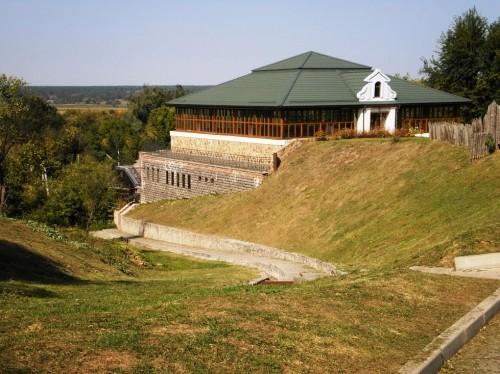 Музей в селе Субботов