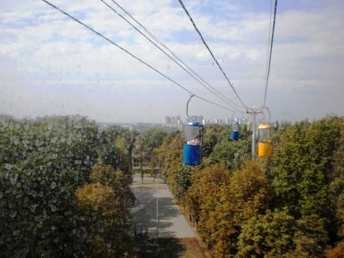 Харьков. Канатная дорога