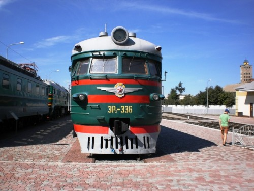 Харьков. Музей железнодорожника