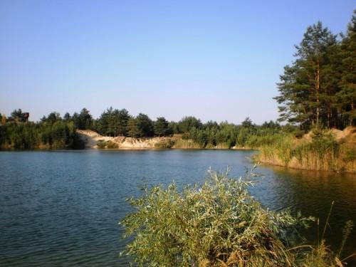 Голубое озеро, Светловодск