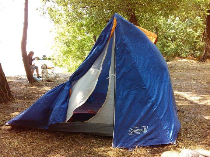 Палатка Coleman