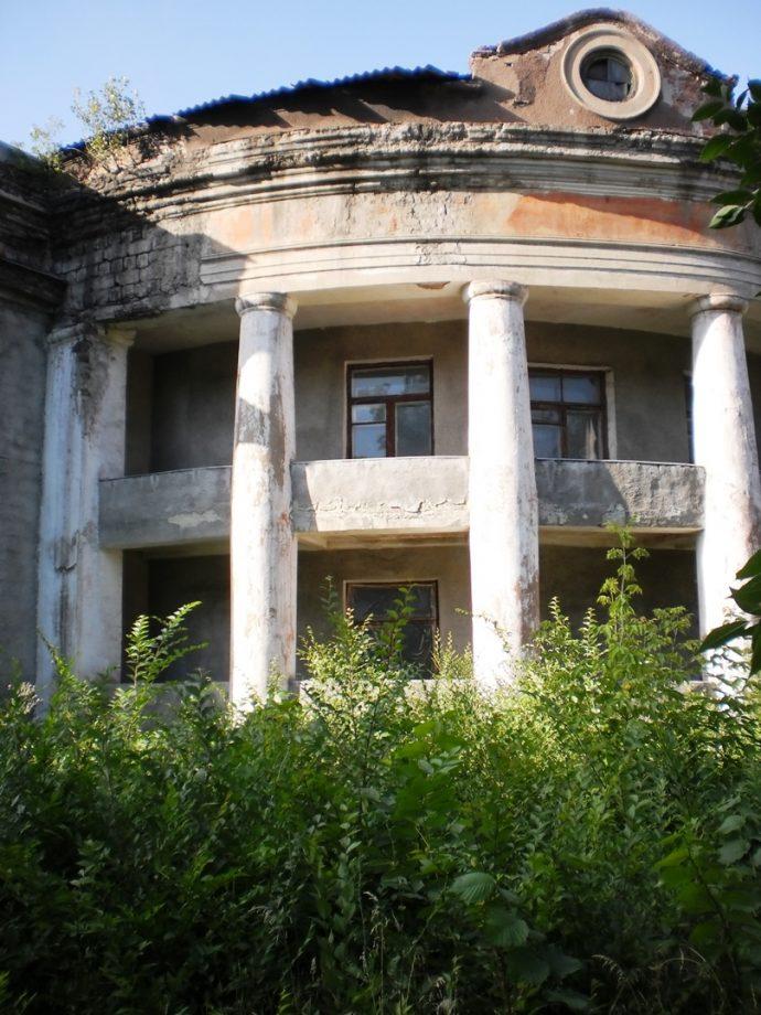 Старый дом, Алчевск