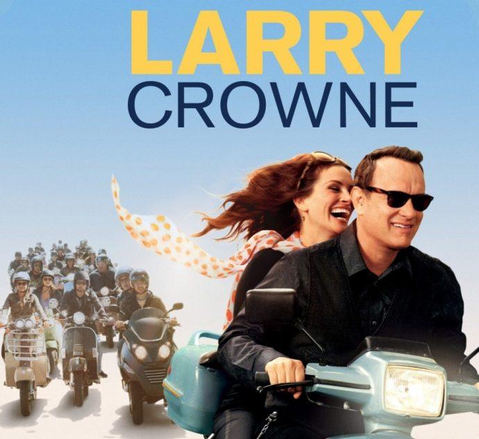Ларри Крайун, постер