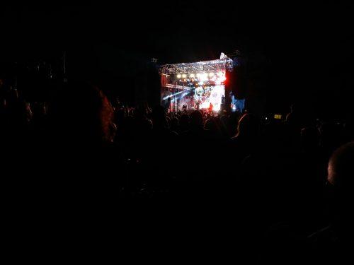 Выступление The Hardkiss на Пивиха-фест 2019