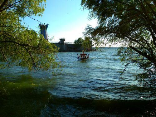 Замок в Великой Андрусовке