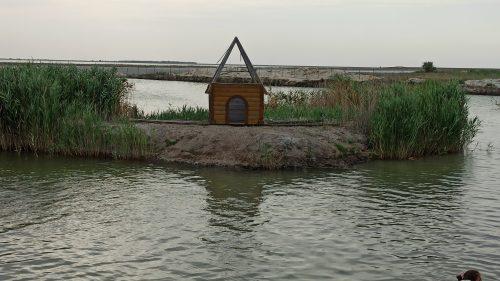 Глицериновое озеро, Арабатская стрелка