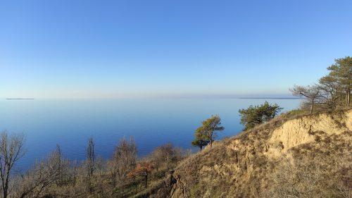 Вид с горы Пивиха