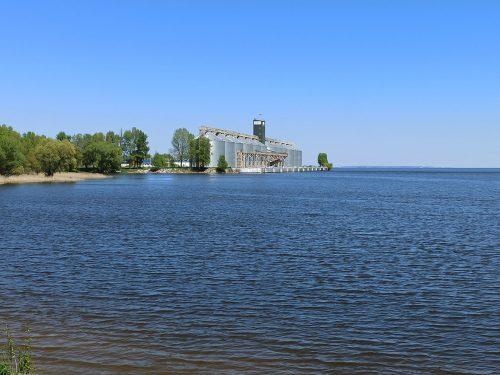 Нибулон, Тясминская дамба
